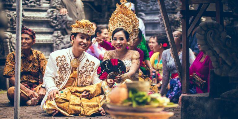11 ongewone huwelijkstradities in andere culturen