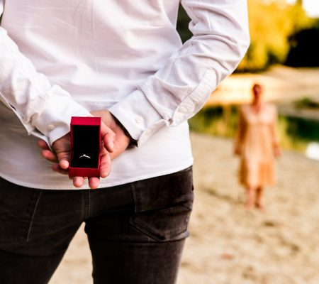Huwelijksaanzoek Corona
